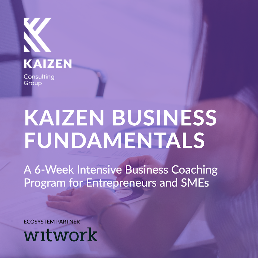 Kaizen Business Fundamentals Workshop